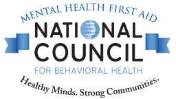 Mental Health First Aid National Council logo